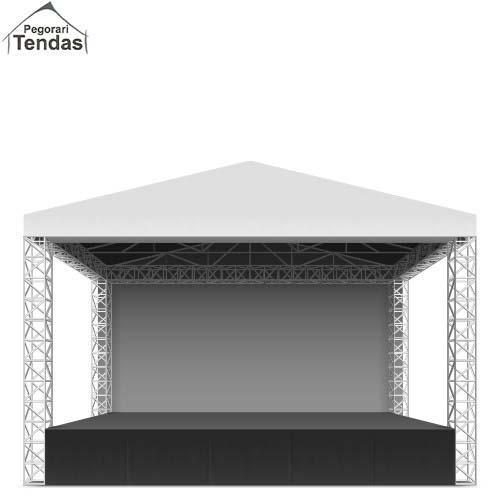 Aluguel de palco para eventos