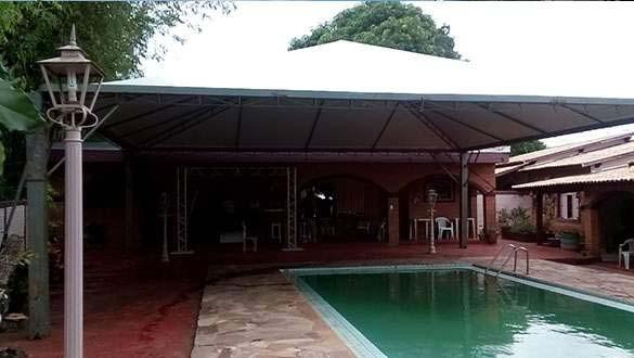Tenda piramidal sp